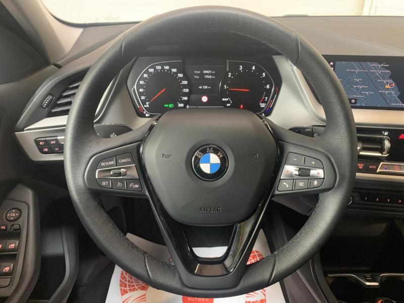Bmw 118 BMW 118iA 136 ch EXCECUTIVE + CAMERA Noir occasion à Labège - photo n°8