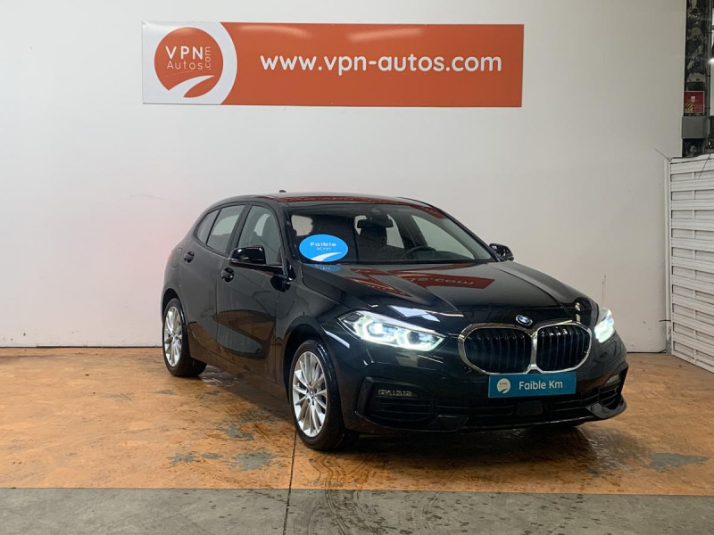 Bmw 118 BMW 118iA 136 ch EXCECUTIVE + CAMERA Noir occasion à Labège