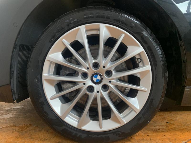 Bmw 118 BMW 118iA 136 ch EXCECUTIVE + CAMERA Noir occasion à Labège - photo n°16