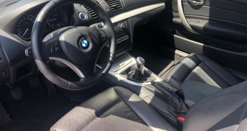 Bmw 118 E88 Cabriolet 118d 143 ch Luxe Gris occasion à Bouxières Sous Froidmond - photo n°5