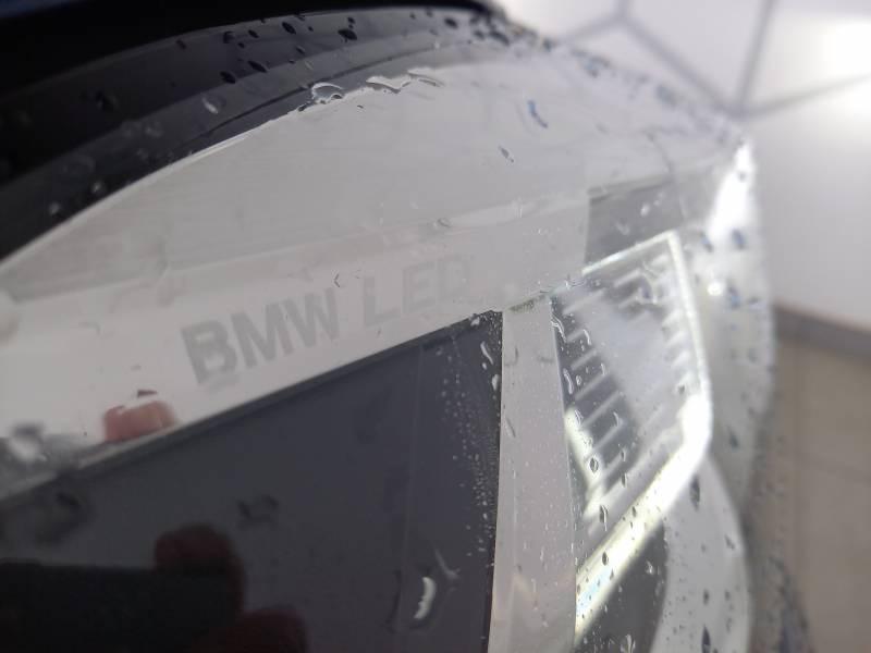 Bmw 118 F40 118d 150 ch BVA8 Edition Sport Bleu occasion à Lescar - photo n°8