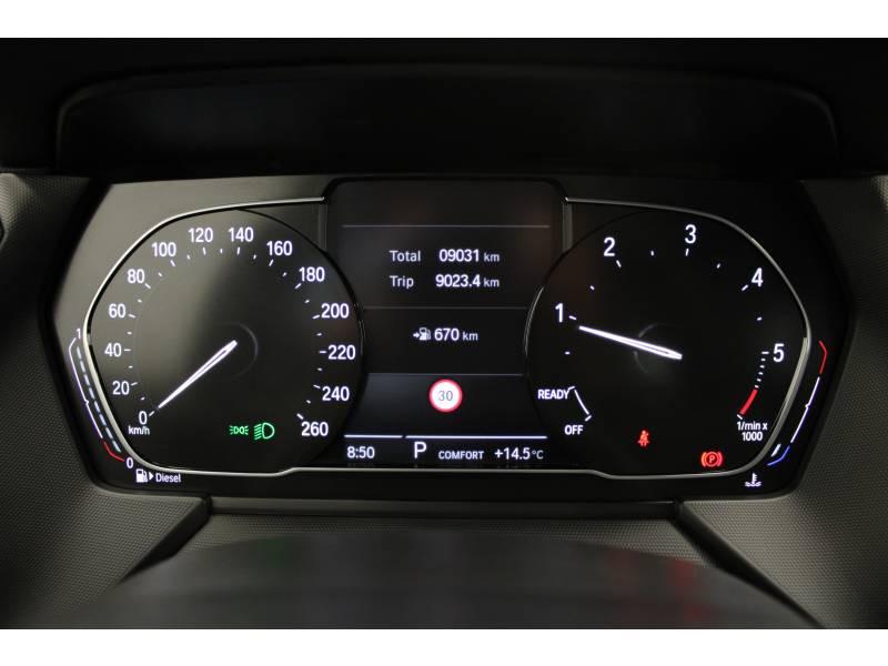 Bmw 118 F40 118d 150 ch BVA8 M Sport Noir occasion à Lescar - photo n°16