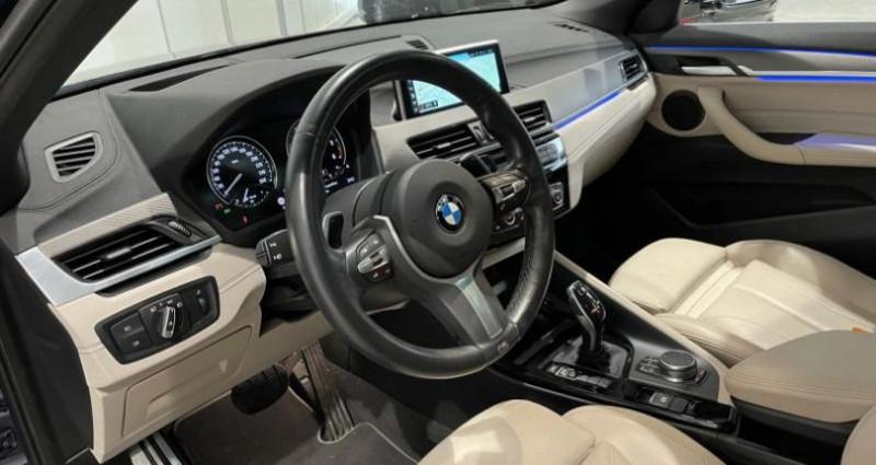 Bmw 118 sDrive18dA 150ch M Sport X Euro6d-T 118g  occasion à Mantes La Jolie - photo n°3