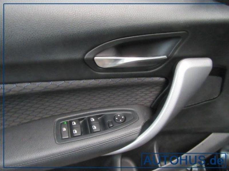 Bmw 120 120 D M-Sport 184 cv Noir occasion à Beaupuy - photo n°8