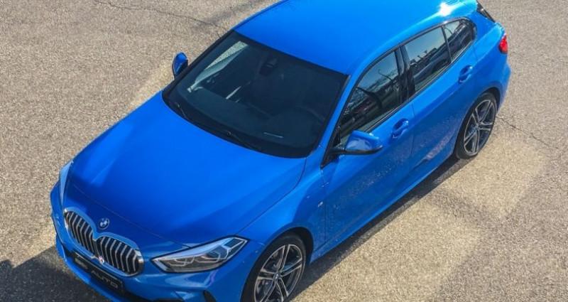 Bmw 120 120d xDrive 190ch M Sport Bleu occasion à SOUFFELWEYERSHEIM - photo n°6