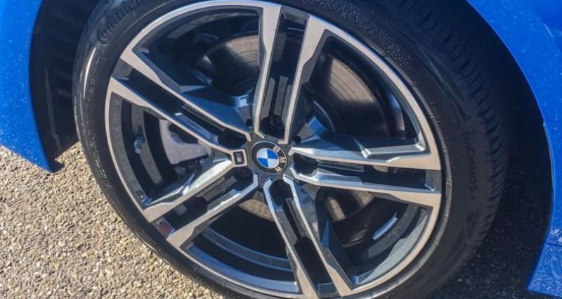 Bmw 120 120d xDrive 190ch M Sport Bleu occasion à SOUFFELWEYERSHEIM - photo n°3