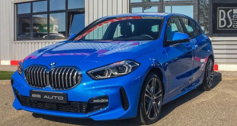 Bmw 120 120d xDrive 190ch M Sport Bleu occasion à SOUFFELWEYERSHEIM