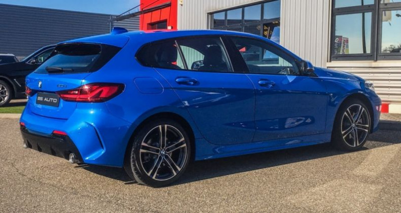Bmw 120 120d xDrive 190ch M Sport Bleu occasion à SOUFFELWEYERSHEIM - photo n°5