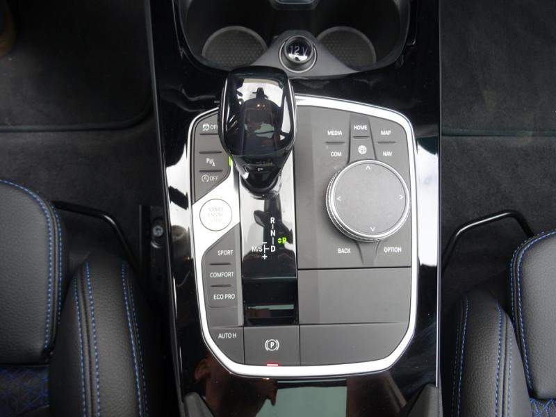 Bmw 120 120d xDrive - BVA Sport F40 M Sport Gris occasion à Mérignac - photo n°17
