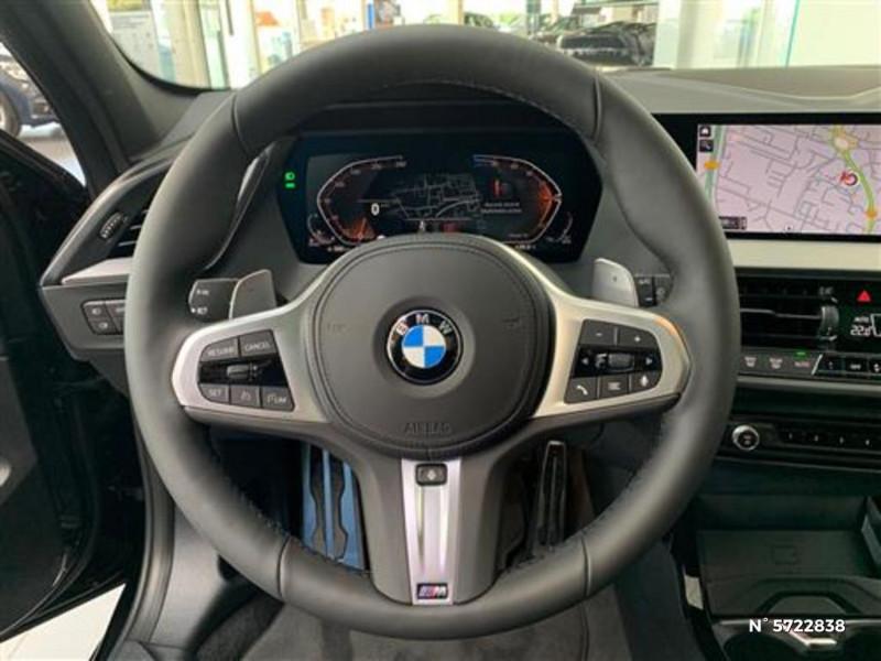 Bmw 120 120dA xDrive 190ch M Sport Noir occasion à Beauvais - photo n°4