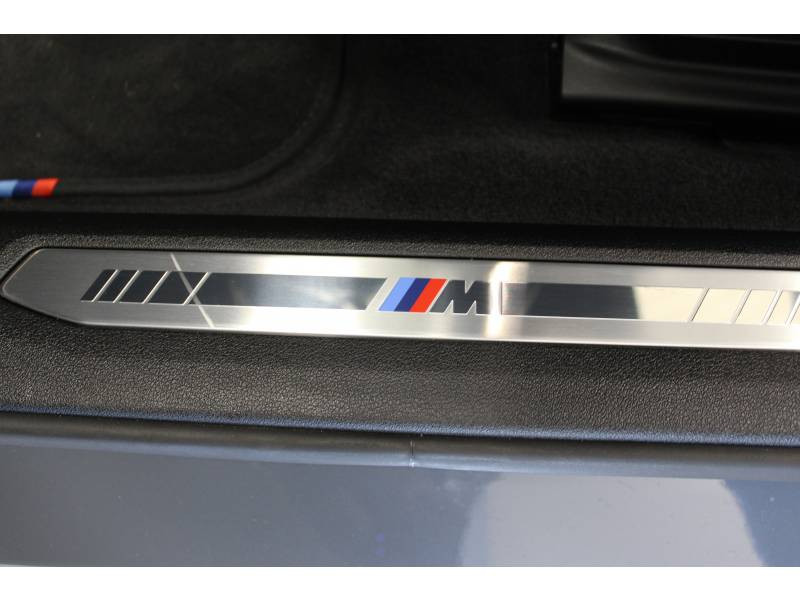 Bmw 120 F40 120d xDrive 190 ch BVA8 M Sport Gris occasion à Tarbes - photo n°12