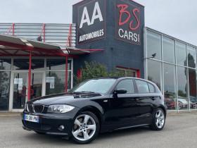 Bmw 130 Noir, garage BS CARS.COM à Castelmaurou