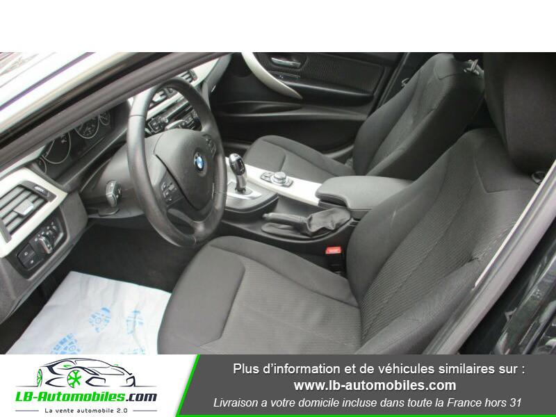 Bmw 316 316d 116ch F30 Noir occasion à Beaupuy - photo n°5