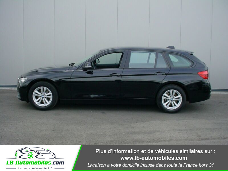 Bmw 316 316d 116ch F31 Noir occasion à Beaupuy - photo n°7
