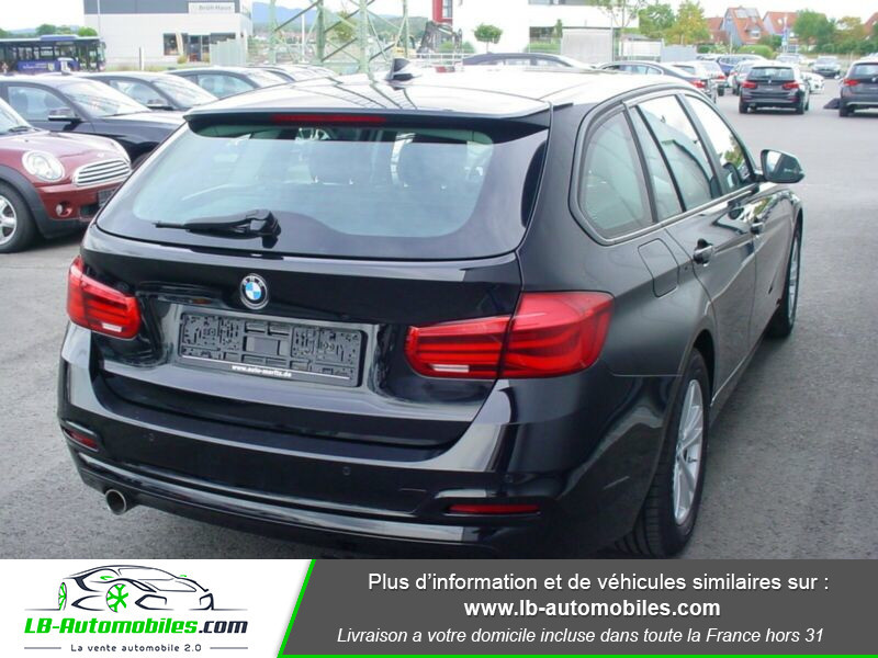 Bmw 316 316d 116ch F31 Noir occasion à Beaupuy - photo n°3