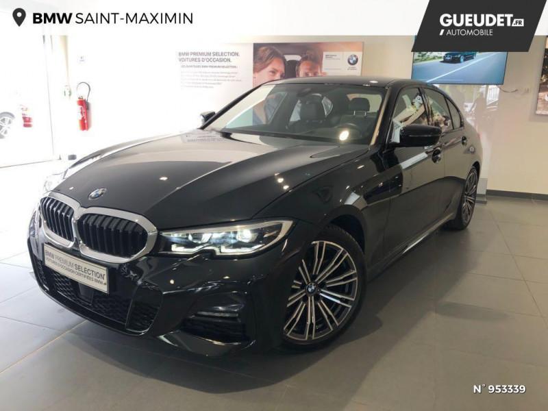 Bmw 318 (G20) 318DA 150 8CV M SPORT Noir occasion à Saint-Maximin