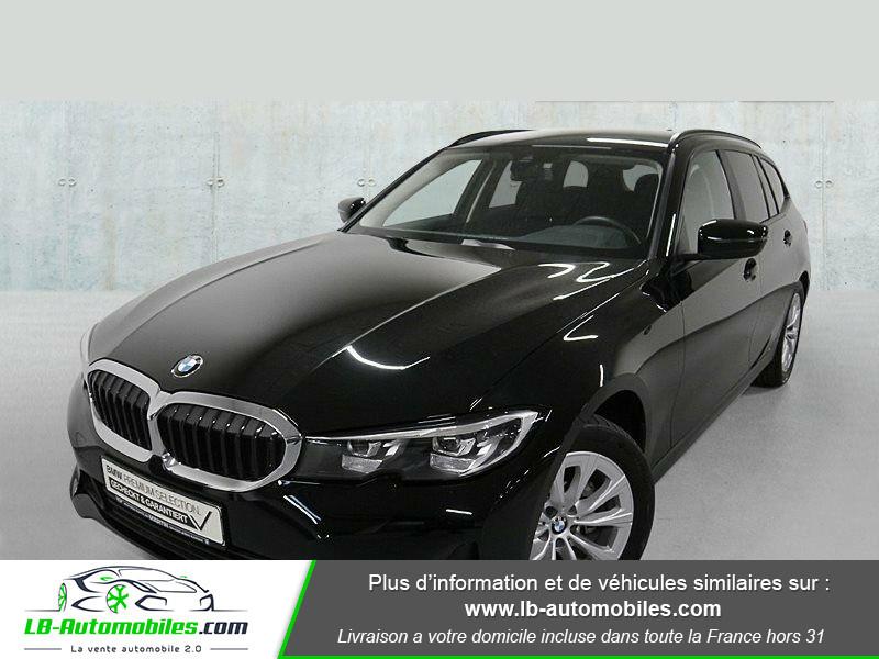 Bmw 318 318d 150 ch BVA8 Noir occasion à Beaupuy