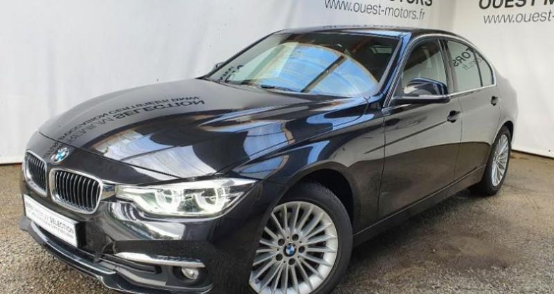 Bmw 318 318dA 150ch Luxury Ultimate Euro6d-T Noir occasion à BREST