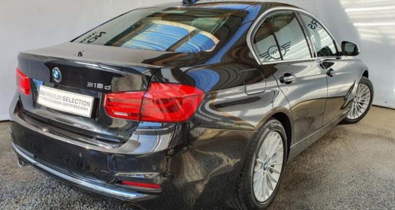 Bmw 318 318dA 150ch Luxury Ultimate Euro6d-T Noir occasion à BREST - photo n°3
