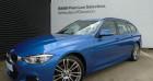 Bmw 318 318dA 150ch M Sport Bleu à BREST 29