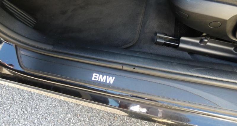 Bmw 318 318i Touring Noir occasion à LANESTER - photo n°5
