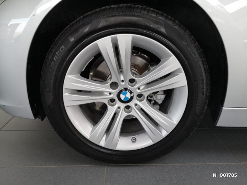 Bmw 318 BMW  318D 150CH BERLINE SPORT Gris occasion à Beauvais - photo n°9