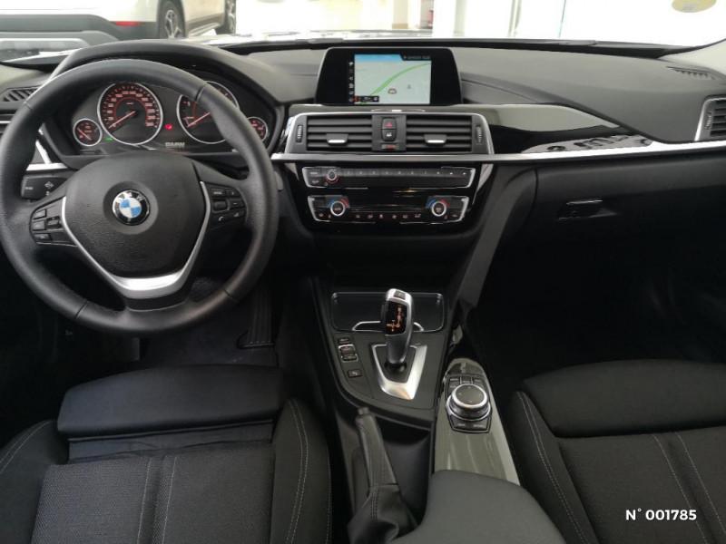 Bmw 318 BMW  318D 150CH BERLINE SPORT Gris occasion à Beauvais - photo n°10