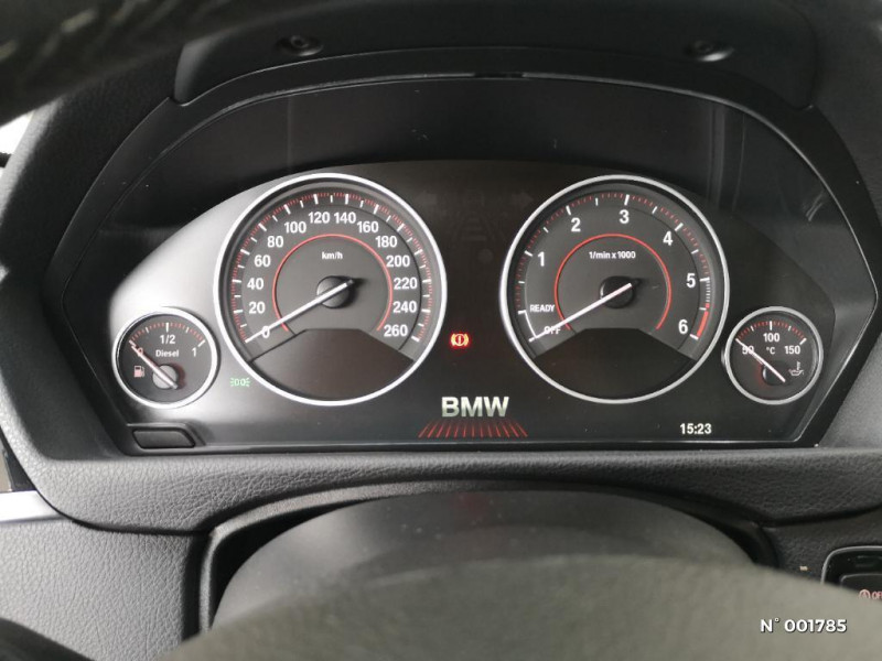 Bmw 318 BMW  318D 150CH BERLINE SPORT Gris occasion à Beauvais - photo n°12