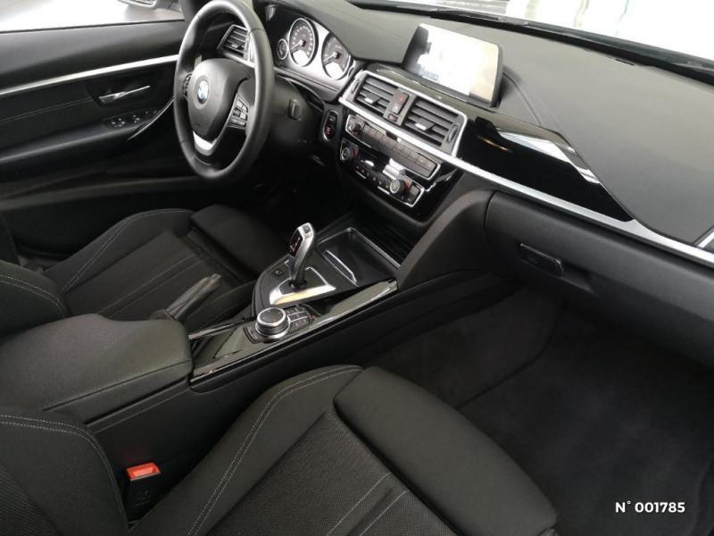 Bmw 318 BMW  318D 150CH BERLINE SPORT Gris occasion à Beauvais - photo n°4