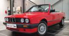 Bmw 318 Serie 318i E30 CABRIOLET 1991 / PEINTURE NEUVE Rouge à RONCQ 59