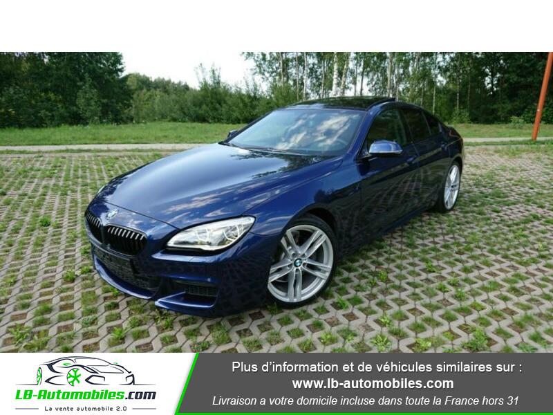 Bmw 320 640i 320ch F06 Bleu occasion à Beaupuy