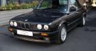 Bmw 320 BMW 320I CABRIOLET E30 WORLDINE / 117000 KMS / BVM / VOLANT  Noir à BOULOGNE BILLANCOURT 92