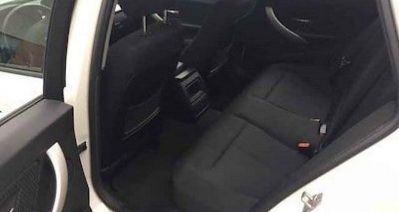 Bmw 320 SERIE 320d xDrive 190 BVA Blanc occasion à CHANAS - photo n°3