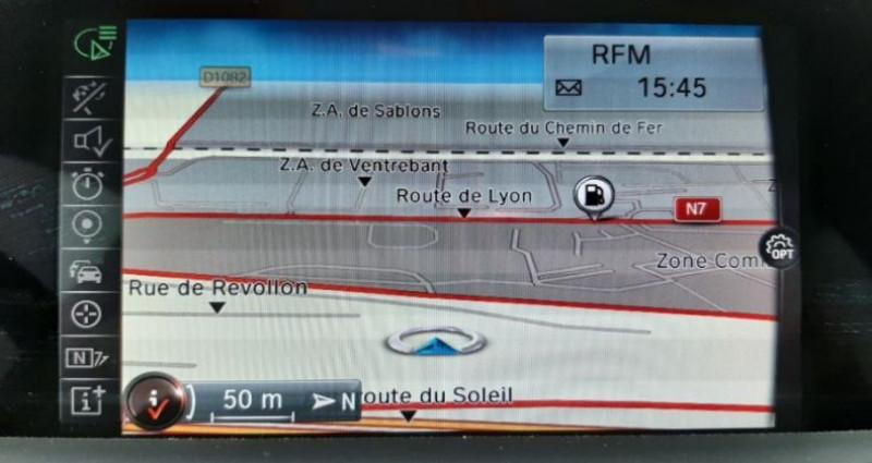 Bmw 320 SERIE 320d xDrive 190 BVA Blanc occasion à CHANAS - photo n°6