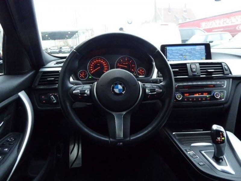 Bmw 330 330 D xDrive M-Sport Noir occasion à Beaupuy