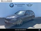 Bmw 330 330eA 292ch M Sport Noir 2021 - annonce de voiture en vente sur Auto Sélection.com