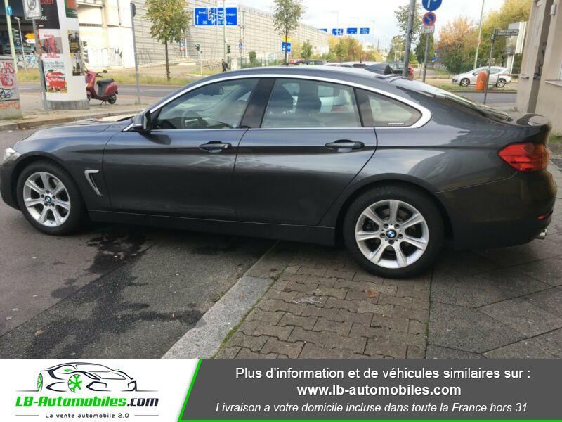 Bmw 420 420d 190ch F36 Gris occasion à Beaupuy - photo n°9