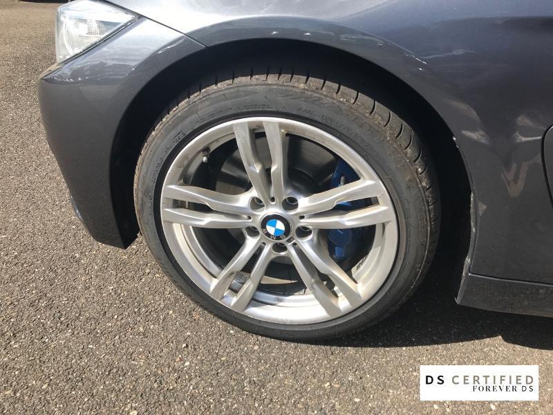 Bmw 420 420d xDrive 184ch M Sport Gris occasion à Mont-de-Marsan - photo n°11