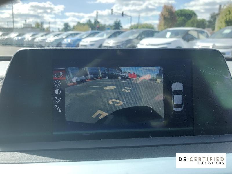 Bmw 420 420d xDrive 184ch M Sport Gris occasion à Mont-de-Marsan - photo n°13