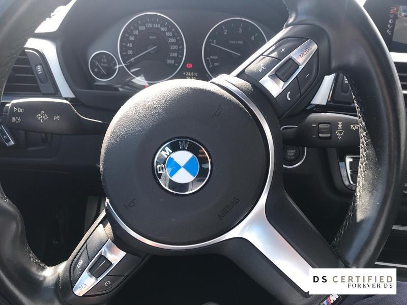 Bmw 420 420d xDrive 184ch M Sport Gris occasion à Mont-de-Marsan - photo n°17