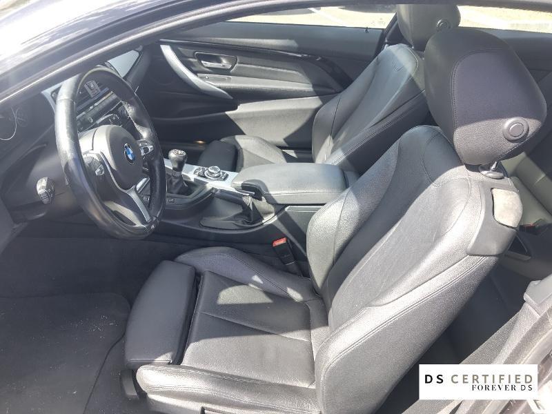 Bmw 420 420d xDrive 184ch M Sport Gris occasion à Mont-de-Marsan - photo n°9