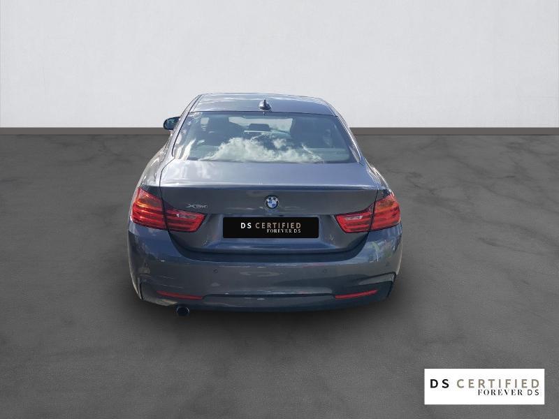 Bmw 420 420d xDrive 184ch M Sport Gris occasion à Mont-de-Marsan - photo n°5