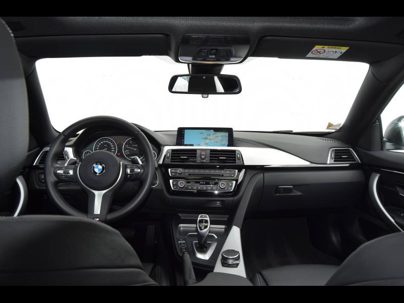 Bmw 420 420dA 190ch Luxury Euro6d-T Noir occasion à Le Mans - photo n°5