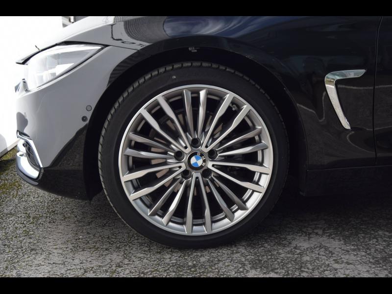 Bmw 420 420dA 190ch Luxury Euro6d-T Noir occasion à Le Mans - photo n°9