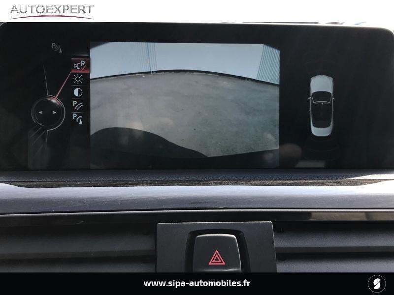 Bmw 420 420dA 190ch Luxury Noir occasion à Villenave-d'Ornon - photo n°20