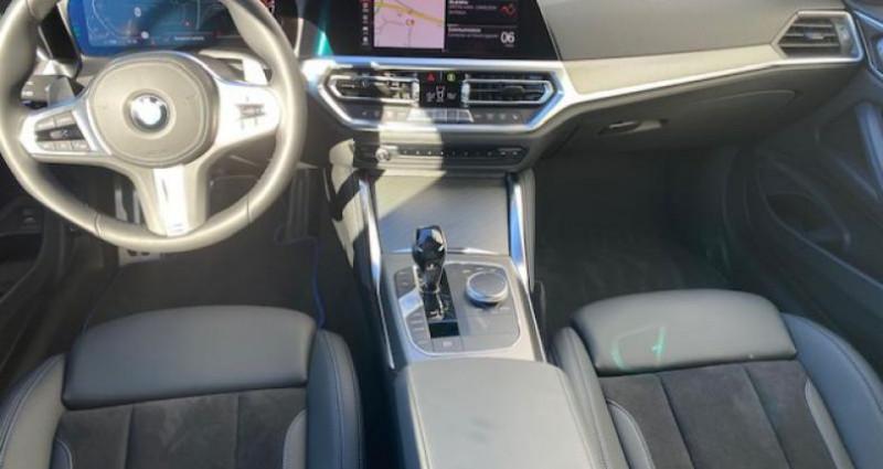 Bmw 420 420dA 190ch M Sport Blanc occasion à Terville - photo n°2