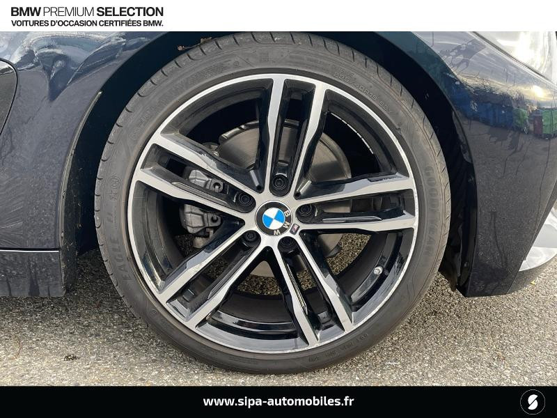 Bmw 420 420dA 190ch M Sport Noir occasion à Montauban - photo n°8