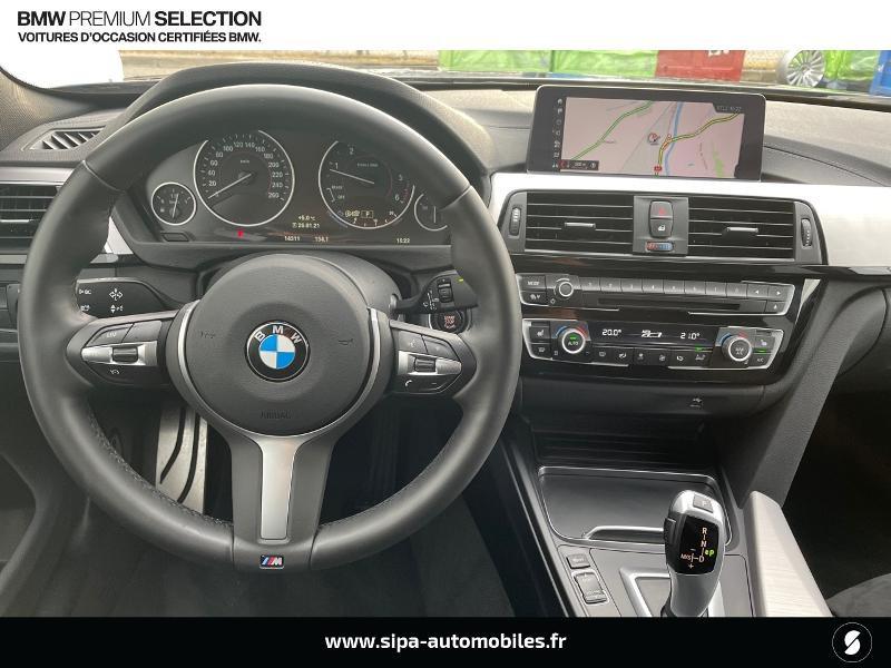 Bmw 420 420dA 190ch M Sport Noir occasion à Montauban - photo n°5