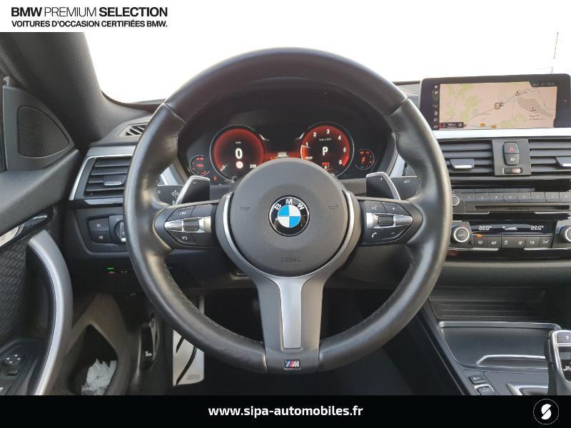 Bmw 420 420dA 190ch M Sport  occasion à Trelissac - photo n°6