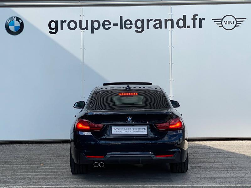 Bmw 420 420dA 190ch M Sport Noir occasion à Le Mans - photo n°3